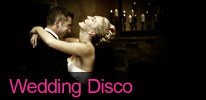 The Perfect Wedding Disco by Deckstar Deluxe
